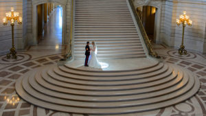 City Hall grand staircase